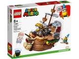 Set de Extindere Nava Aeriana a lui Bowser 71391 LEGO Super Mario