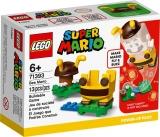 Costum de Puteri: Mario Albina 71393 LEGO Super Mario
