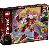 Robotul avion cu reactie al lui Kai 71707 LEGO Ninjago
