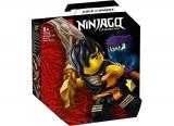 Batalie epica - Cole vs Ghost Warrior 71733 LEGO Ninjago