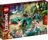 Dragonul din jungla 71746 LEGO Ninjago
