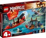 Ultimul zbor al navei Destiny's Bounty 71749 LEGO Ninjago