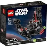 Microfighter Naveta lui Kylo Ren 75264 LEGO Star Wars