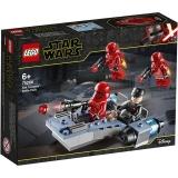 Pachet de lupta Sith Troopers 75266 LEGO Star Wars