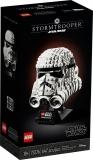 Casca de Stormtrooper 75276 LEGO Star Wars