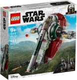 Nava lui Boba Fett 75312 LEGO Star Wars