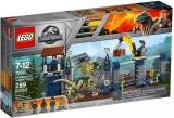 Atacul avanpostului cu Dilophosaurus 75931 LEGO Jurassic World