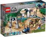 Triceratops dezlantuit 75937 LEGO Jurassic World