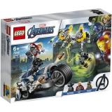 Atacul Razbunatorilor cu motocicleta 76142 LEGO Marvel Super Heroes