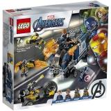 Razbunatorii distrugerea camionului 76143 LEGO Marvel Avengers Super Heroes