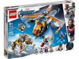 Atacul lui Hulk cu elicopterul 76144 LEGO Super Heroes