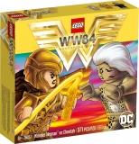 Wonder Woman vs Cheetah 76157 LEGO Super Heroes DC