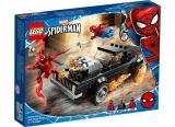 Spider-Man si Ghost Rider vs Carnage 76173 LEGO Marvel Super Heroes