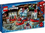 Atacul asupra bazei lui Spider-Man 76175 LEGO Marvel Super Heroes
