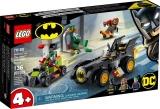 Batman contra The Joker: Urmarirea cu Batmobile-ul 76180 LEGO Super Heroes DC