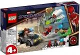 Spider-Man vs Atacul lui Mysterio 76184 LEGO Marvel Super Heroes