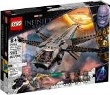 Nava libelula a Panterei Negre 76186 LEGO Marvel Super Heroes