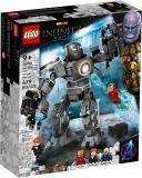 Iron Man: Iron Monger se dezlantuie 76190 LEGO Marvel Super Heroes
