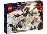 Spider-Man duelul cu drone 76195 LEGO Marvel Super Heroes
