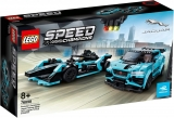 Formula E Panasonic Jaguar Racing GEN2 & Jaguar I-PACE eTROPHY 76898 LEGO Speed Champions