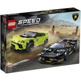 Lamborghini Urus ST-X & Lamborghini Huracan Super Trofeo EVO 76899 LEGO Speed Champions