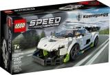 Koenigsegg Jesko 76900 LEGO Speed Champions