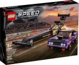 Mopar Dodge SRT Top Fuel Dragster si 1970 Dodge Challenger 76904 LEGO Speed Champions