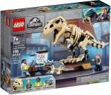 Expozitia fosilei dinozaurului T-Rex 76940 LEGO Jurassic World