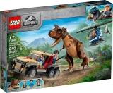 Urmarirea dinozaurului Carnotaurus 76941 LEGO Jurassic World