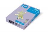 Hartie copiator IQ color trend A4 lavender 80 g/mp, 500 coli/top