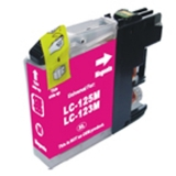 Cartus compatibil Brother LC123XL M magenta ink Euro Print