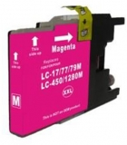 Cartus compatibil Brother LC1280XL M magenta ink Euro Print