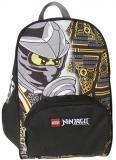 Rucsac Junior Core Line NinjaGo Cole negru LEGO