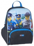 Rucsac Junior Core Line City Police Chopper LEGO