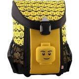 Ghiozdan scoala Easy Core Line Minifigures Heads LEGO
