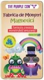 Joc educativ Fabrica de monstri magnetici, Purple Cow