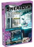 Joc Sherlock Q6, Incendiu in laboratorul secret, Enigma studio