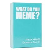 Extensie joc de carti, What do you meme? Pack 1