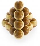 Puzzle Bamboo Canon Balls, Eureka!