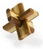 Puzzle Bamboo Doublecross, Eureka!