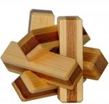 Puzzle Bamboo Firewood, Eureka!