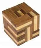 Puzzle Bamboo Cube, Eureka!