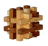Puzzle Bamboo Slide, Eureka!