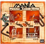 Set de 4 puzzle-uri 3D Mania Casse Tetes Orange Eureka!