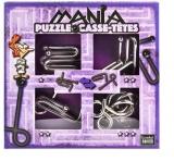 Set de 4 puzzle-uri 3D Mania Casse Tetes Purple Eureka!