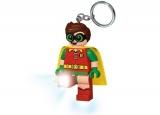 Breloc cu lanterna Robin LGL-KE105 LEGO DC Super Heroes