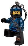 Breloc cu lanterna Jay LGL-KE108J LEGO Ninjago