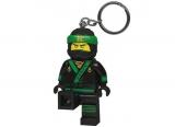 Breloc cu lanterna Lloyd LGL-KE108L LEGO Ninjago