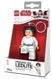 Breloc cu lanterna Printesa Leia LGL-KE109 LEGO Star Wars