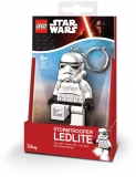 Breloc cu lanterna Stormtrooper LGL-KE12 LEGO Star Wars